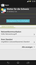 Sony Xperia Z - Apps - Installieren von Apps - Schritt 15