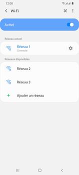 Samsung Galaxy S20 Ultra - Internet et connexion - Accéder au réseau Wi-Fi - Étape 9