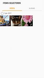 Samsung Galaxy S6 - Android Nougat - MMS - afbeeldingen verzenden - Stap 13