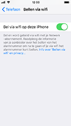 Apple iphone-se-met-ios-12-model-a1723 - Bellen - WiFi Bellen (VoWiFi) - Stap 7