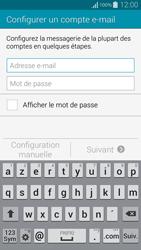 Samsung G800F Galaxy S5 Mini - E-mail - Configuration manuelle (yahoo) - Étape 5