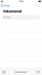 Apple iPhone SE - iOS 13 - E-mail - e-mail versturen - Stap 2