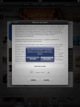 Apple iPad mini - Applicazioni - Configurazione del negozio applicazioni - Fase 11