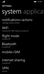 Microsoft Lumia 435 - MMS - Manual configuration - Step 4