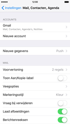 Apple iPhone 6 iOS 9 - E-mail - Handmatig instellen (gmail) - Stap 11