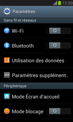 Samsung Galaxy S III Mini - MMS - Configuration manuelle - Étape 4