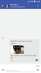 HTC U Play - MMS - Erstellen und senden - 23 / 24