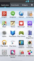 LG D505 Optimus F6 - internet - hoe te internetten - stap 2