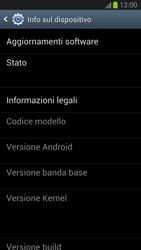 Samsung Galaxy S III - Software - Installazione degli aggiornamenti software - Fase 7