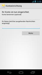 Samsung I9250 Galaxy Nexus - E-Mail - Konto einrichten - Schritt 13