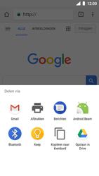 Nokia 5 - Android Oreo - Internet - hoe te internetten - Stap 21