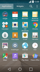 LG H320 Leon - Contactgegevens overzetten - delen via Bluetooth - Stap 3