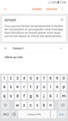 Samsung Galaxy A5 (2017) - Android Nougat - E-mail - envoyer un e-mail - Étape 9