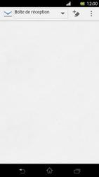 Sony LT30p Xperia T - E-mail - Configuration manuelle - Étape 4