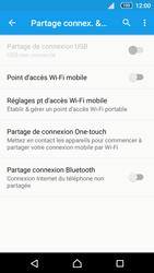 Sony Xperia Z5 Compact - Internet et connexion - Partager votre connexion en Wi-Fi - Étape 6