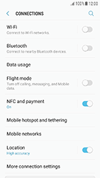 Samsung Galaxy J3 (2017) - Network - Manual network selection - Step 5