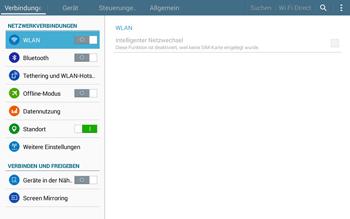 Samsung T535 Galaxy Tab 4 10.1 - Apps - Eine App deinstallieren - Schritt 4