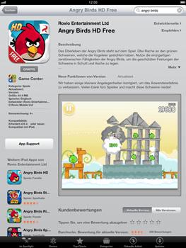 Apple iPad 3 - Apps - Herunterladen - Schritt 12