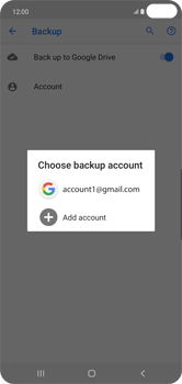 Samsung Galaxy S10 Plus - Data - Create a backup with your account - Step 9