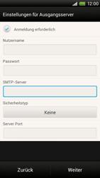 HTC One X - E-Mail - Manuelle Konfiguration - Schritt 14