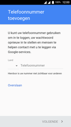 Wiko Lenny 3 - Applicaties - Account instellen - Stap 14
