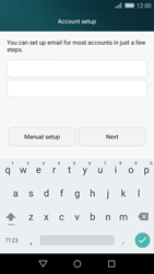 Huawei P8 Lite - Email - Manual configuration - Step 7