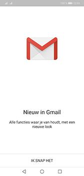 Huawei Mate 20 - E-mail - Handmatig instellen (gmail) - Stap 4