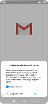 Xiaomi Mi Mix 3 5G - E-mail - 032a. Email wizard - Gmail - Étape 4