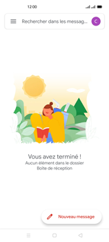 Oppo Reno 4Z - E-mails - Ajouter ou modifier votre compte Gmail - Étape 13