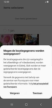 Samsung Galaxy S9 Android Pie - MMS - afbeeldingen verzenden - Stap 16