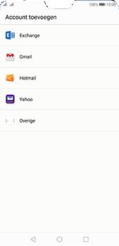 Huawei P20 Pro Dual-SIM (Model CLT-L29) - E-mail - Account instellen (POP3 met SMTP-verificatie) - Stap 4