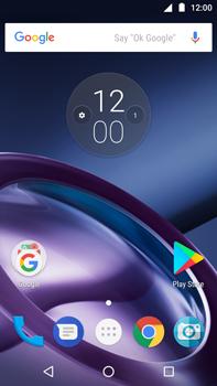 Motorola Moto Z Play - Network - Usage across the border - Step 1