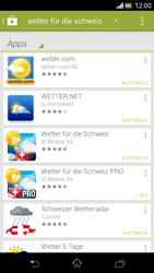 Sony Xperia V - Apps - Installieren von Apps - Schritt 13