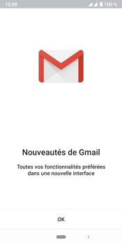 Crosscall Core X4 - E-mails - Ajouter ou modifier un compte e-mail - Étape 4