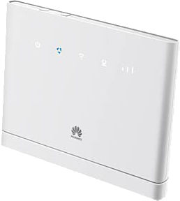 Installation | How to check the modem lights | Huawei