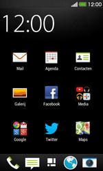 HTC Desire 500 - E-mail - e-mail instellen: IMAP (aanbevolen) - Stap 3