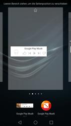 Huawei Huawei P9 - Startanleitung - Installieren von Widgets und Apps auf der Startseite - Schritt 8