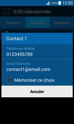 Samsung Galaxy Trend 2 Lite - Contact, Appels, SMS/MMS - Envoyer un MMS - Étape 7