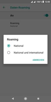 Sony Xperia L3 - Ausland - Im Ausland surfen – Datenroaming - Schritt 12