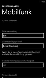 Nokia Lumia 920 LTE - Internet - Manuelle Konfiguration - Schritt 7