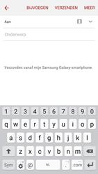 Samsung Galaxy J5 (J500F) - e-mail - hoe te versturen - stap 5