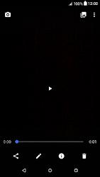 HTC Desire 650 - Photos, vidéos, musique - Créer une vidéo - Étape 16