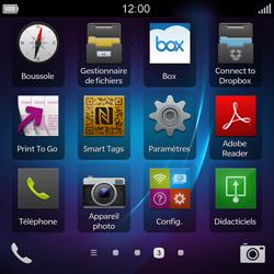 BlackBerry Q5 - Réseau - utilisation à l'étranger - Étape 6