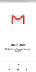Sony Xperia XZ2 Compact - Android Pie - E-Mail - Konto einrichten (gmail) - Schritt 5