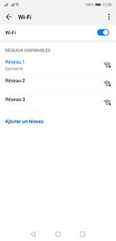Huawei P20 - Android Pie - WiFi - Configuration du WiFi - Étape 8