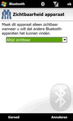 HTC T7373 Touch Pro II - bluetooth - aanzetten - stap 8