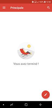 Samsung Galaxy A6 - E-mails - Ajouter ou modifier votre compte Gmail - Étape 7