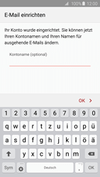 Samsung Galaxy S6 - E-Mail - Konto einrichten (outlook) - 9 / 12