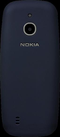 Nokia 3310 - Premiers pas - Insérer la carte SIM - Étape 8
