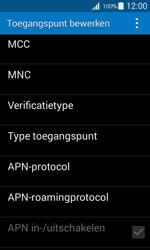 Samsung G357 Galaxy Ace 4 - Internet - handmatig instellen - Stap 15